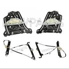 For BMW E82 128i 135is KIT Front & Rear Window Regulators w/o Motor OEM