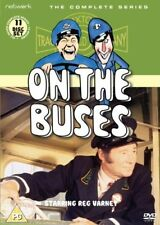 ON THE BUSES 1-7 (1969-1973): COMPLETE Classic TV Seasons Series - NEW 11 DVD UK