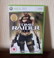 Tomb Raider Underworld (Microsoft Xbox 360, 2008) - New & Sealed