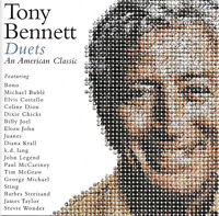 Tony Bennett Duets - An American Classic - 2-Disc CD + DVD - Sony Music 2006