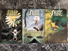 SWAMP THING 3 Comic Lot Includes Issues #133 134 136 DC 1993 VG