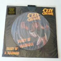 Ozzy Osbourne - Diary Of A Madman - Vinyle LP Picture-Disc NM/NM Scellé