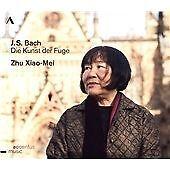 Bach: Die Kunst Der Fuge [Zhu Xiao-Mei] [Accentus: ACC30308], Zhu Xiao-Mei CD |