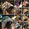 Womens Headband Twist Hairband Bow Knot Cross Tie Velvet Headwrap Hair Bands