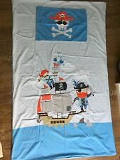 Single Bed Pirate Doona Cover Set