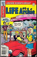 """Archie Comics Group Collectible """"Life with Archie"""" No. 217, September 1980"""