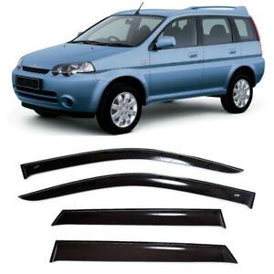For Honda HR-V l 5d 1998-2006 Side Window Visors Sun Rain Guard Vent Deflectors