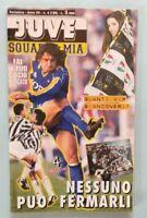JUVE SQUADRA MIA N. 4 DEL 1997 97 JUVENTUS VITTORIA SUPERCOPPA EUROPEA
