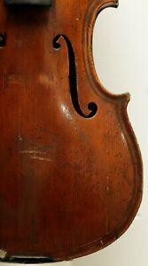 Nice Maggini German violin / needs repair