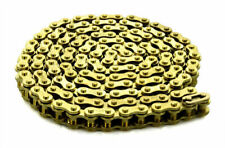 Mini Moto Bike Drive Chain 6mm 48 / 96 Link 25h Split Link Minimoto Gold