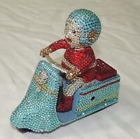 Vintage Jewel wind up Scooter