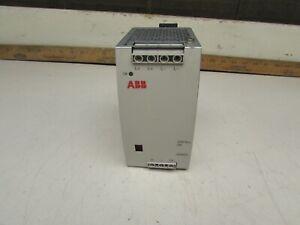ABB SD822 ,POWER SUPPLY, #-3BSC610038R1, 120/230V x 24VDC, TESTED,MAKE OFFER!