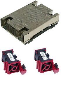 HP DL360Gen9 HEATSINK + 2 Fans 775403-001 775415-001