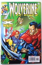 Wolverine #143 1999 (C5578) Alpha Flight Weapon X Marvel Comics