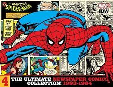 THE AMAZING SPIDER-MAN: THE ULTIMATE NEWSPAPER COMICS COLLECTION (1983 -1984) -