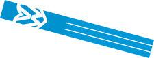 VW HEART LOGO tube Windsock for telescopic flag pole for vw shows & festival