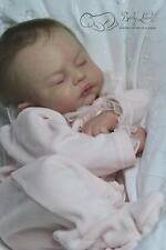 BRAND NEW Reborn Doll Kit Bonita Realistic Fake Baby Newborn girl NOT SILICONE