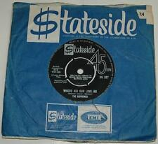 THE SUPREMES, WHERE DID OUR LOVE GO*HE MEANS THE etc, 1964 STATESIDE 327, VG