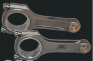 Citroen & Peugeot 2.0 XU10J4 / XU10J2CTE PEC Forged H-Beam Steel Con Rods