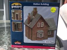 Bachmann Scenecraft Station Building OO Gauge Ref 44-0023
