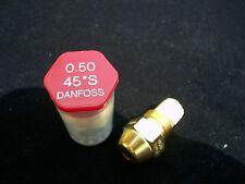 Brennerdüse Danfoss 0,50/45°S Vollkegel Düsenwechsel reduziert den Ölverbrauch