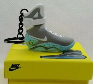 Porte clés 3D Nike Air Mag back in the future retour vers le futur autolaçante