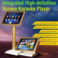 40K 2TB HDD Integrated High-definition Chinese Touch Karaoke System Machine