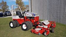 2013 Ventrac 4500Z Articulating Tractor with 84 Inch Contour Rotary Mower Deck