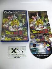PS2 Dragon Ball Z Budokai Tenkaichi Pal España Completo Envio combinable