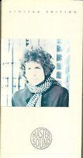 Dylan, Bob Blonde on Blonde Gold CD Mastersound SBM Longbox