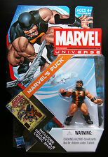 Marvel Universe PUCK action figure from Alpha Flight  (VHTF!)