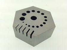 Steel Hexagon Anvil Staking block