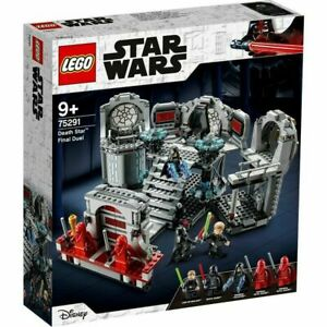 LEGO Star Wars Death Star Final Duel - 75291 *BRAND NEW SEALED IN BOX*