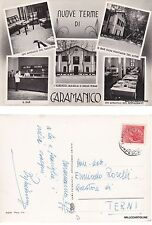 # CARAMANICO - LE NUOVE TERME  - VARIE VEDUTE   1955