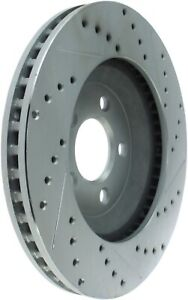 StopTech For 2005-2014 Ford Mustang Disc Brake Rotor Front Right - 227.61086R