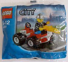 Lego City 30010 Fire Chief Promo Bag