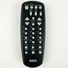 RCA RCU703SP DBS Cable VCR DVD TV Universal Remote Control