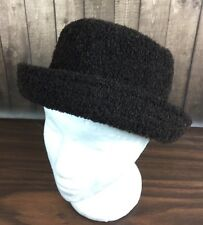 Brown GAP Womens Hat Wool Blend S/M Style #143738-01-1 Fashion Bucket