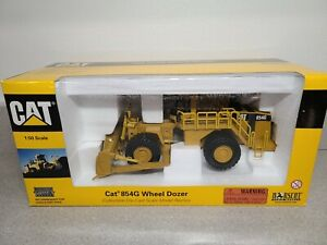 Caterpillar Cat 854G Wheel Dozer - Norscot 1:50 Scale Model #55159