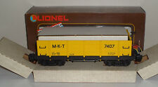 LIONEL LARGE SCALE 8-87407 M-K-T GONDOLA CAR G TRAIN USA LGB ARISTO W/OB