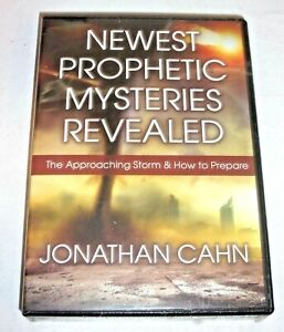 New Sealed - Newest Prophetic Mysteries Revealed by Jonathan Cahn - 6 CD Set