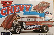 1957 Chevy Gasser Spirit of 57 1/25 model kit MPC