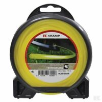 3mm x 15M HEAVY DUTY STRIMMER TRIMMER LINE CORD WIRE ***FREE POST***
