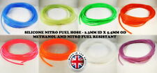 RC Silicone Fuel Line Oil Tube Fuel Pipe Hose for Gas Engine Nitro Engine Glow
