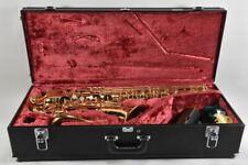 g28x10- Saxophon Yamaha YTS- 62 mit Koffer und Zubehör