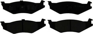 Disc Brake Pad Set-PSM Semi-Met Disc Brake Pad Rear Autopart Intl 1402-69961