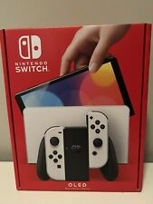 🔥Brand New & Factory Sealed Nintendo Switch OLED White Console, In-hand Fast ✈️