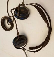 Vintage Rare, antique telephone headset from pre second world war era