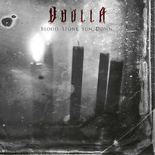 "Vuolla ""Blood. Stone. Sun. Down."" Digi + Patch (NEU / NEW) Post-Rock-Doom-Metal"