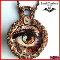 evil eye protective talisman necklace amulet pendant charms good luck money love